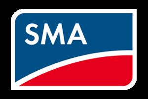 Logo SMA zonnepanelen omvormer