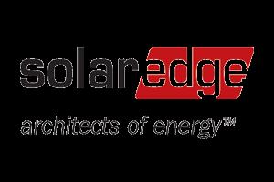 Logo SolarEdge zonnepanelen omvormer