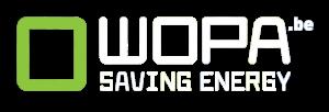 Logo WOPA wit