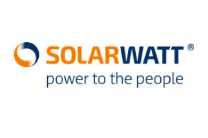 Logo Solarwatt batterijopslag WOPA
