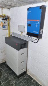 Plaatsen van thuisbatterij te Bilzen