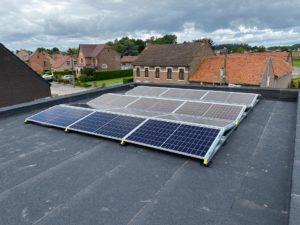Plaatsing zonnepanelen in Tienen